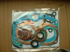 TRI 805,  Engine gasket set 6T & T110 1949-55
